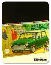 Maqueta de coche 1/24 Tamiya - Mini Morris Cooper 1275S Mk. 1