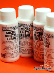 Microscale: Producto para calcas - Micro Kristal Clear
