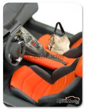 Detallado 1/24 SpotModel - Set de complementos para copiloto - Edicion femenina