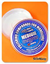Pulimento Zero Paints - Pulimento de grano medio - Medium polishing compound