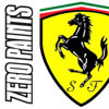 Paints and Tools / Colors / Zero Paints / for Ferrari