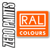 Paints and Tools / Colors / Zero Paints / RAL ranges