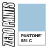 Paints and Tools / Colors / Zero Paints / Pantone ranges