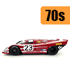 Decals and markings / GT cars / 24 Hours Le Mans / 70s year