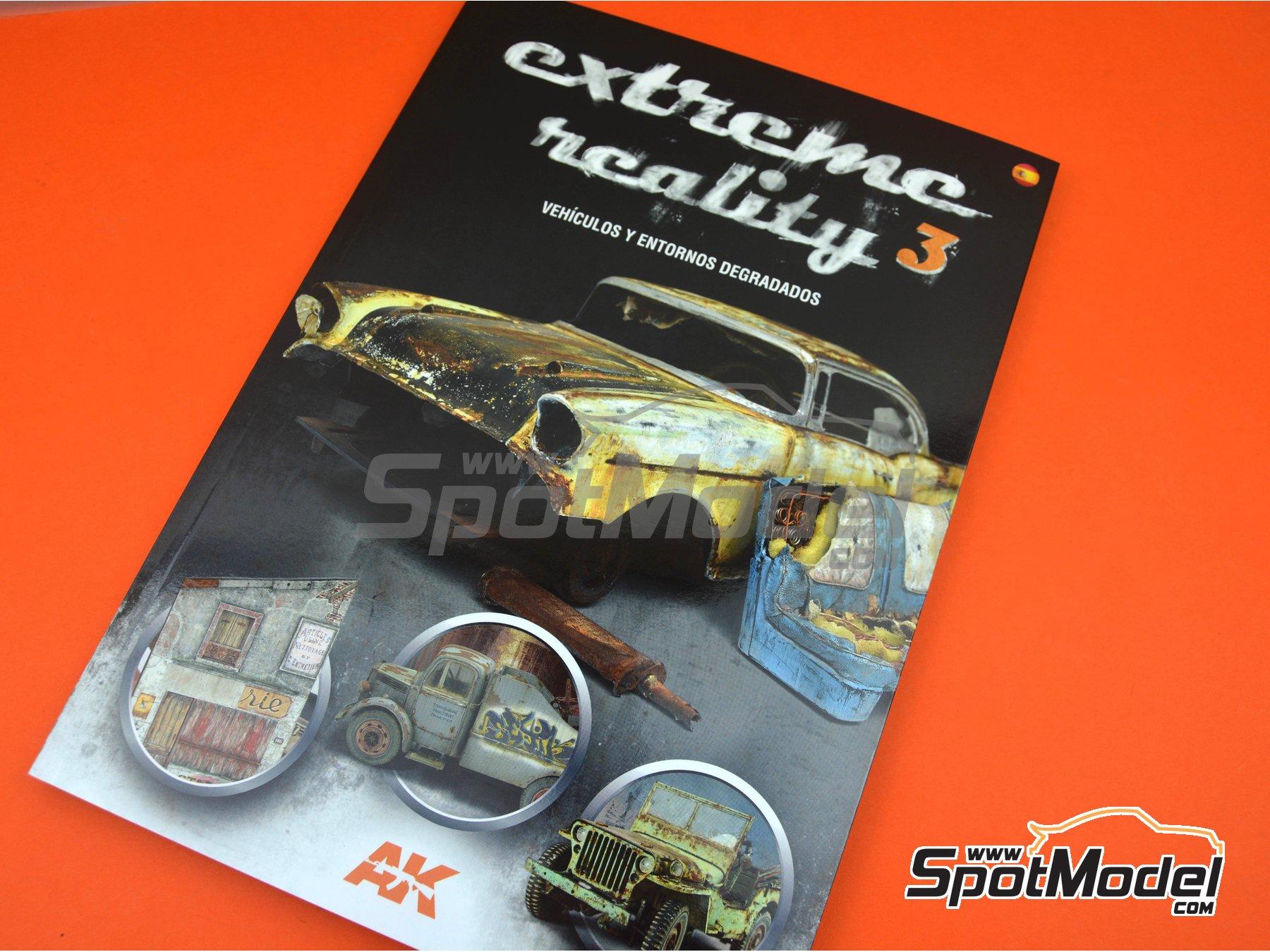 Image 7: Extreme Reality 3 - Vehiculos y entornos degradados | Book manufactured by AK Interactive (ref.AK-509)