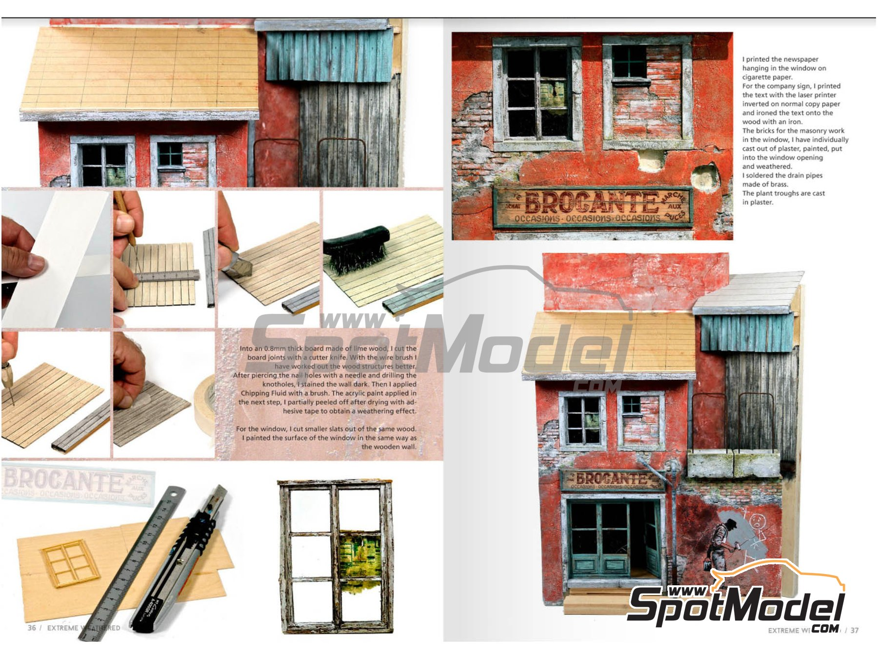 Image 5: Extreme Reality 3 -Weathered vehicles and environments | Book manufactured by AK Interactive (ref. AK-510)