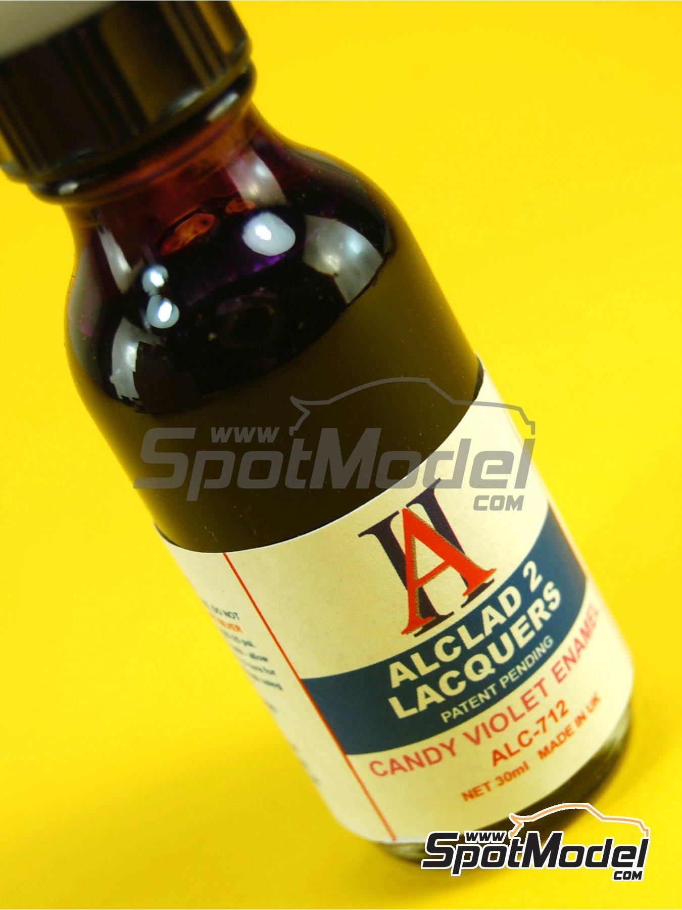 Violeta candy - Candy violet - 1 x 30ml | Pintura fabricado por Alclad (ref.ALC712) image
