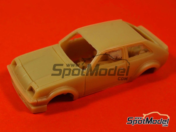 Image 3: Vauxhall Chevette HS -  1978 | Model car kit in 1/43 scale manufactured by Arena (ref. ARE303)