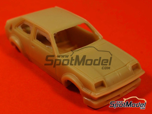Image 4: Vauxhall Chevette HS -  1978 | Model car kit in 1/43 scale manufactured by Arena (ref. ARE303)