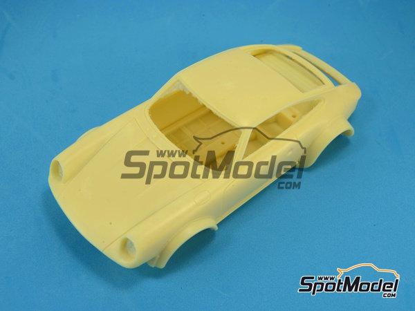 Image 7: Porsche 911SC Grupo 4 Eminence - Rally de Montecarlo 1982 | Maqueta de coche en escala1/24 fabricado por Arena (ref.ARE719-24)