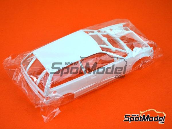 Image 7: Honda Civic EF3 Grupo A -  1988 | Maqueta de coche en escala1/24 fabricado por Beemax Model Kits (ref.B29009)