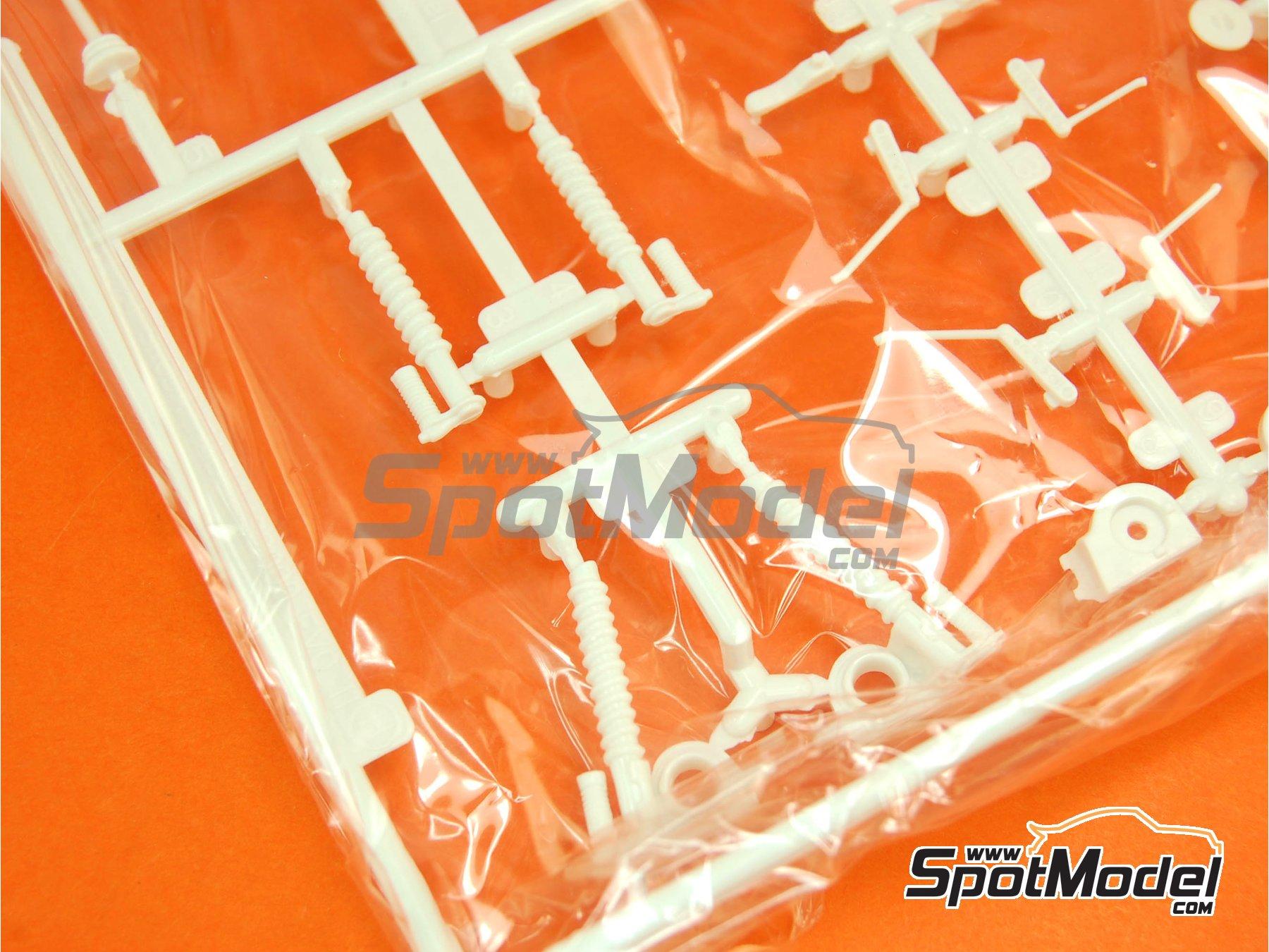 Image 5: Skoda Fabia S2000 Evo - Gravel Set | Transkit in 1/24 scale manufactured by Belkits (ref.BEL-TK002)