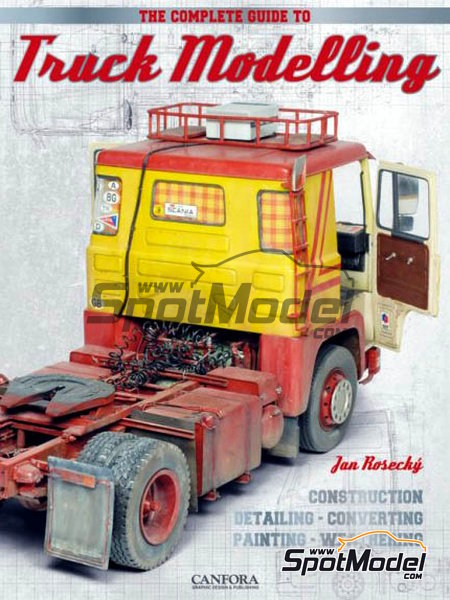 The complete guide to Truck Modelling | Book manufactured by Canfora (ref. 9789198232530) image
