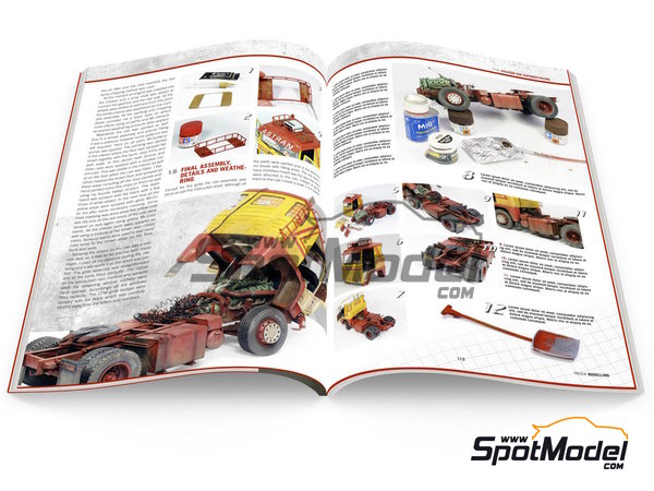 Image 1: The complete guide to Truck Modelling | Book manufactured by Canfora (ref. 9789198232530)