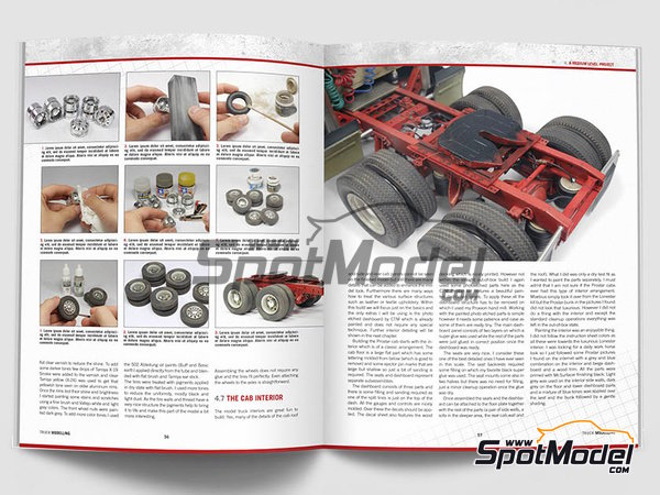 Image 5: The complete guide to Truck Modelling | Book manufactured by Canfora (ref. 9789198232530)