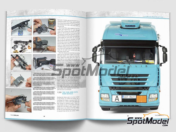 Image 7: The complete guide to Truck Modelling | Book manufactured by Canfora (ref. 9789198232530)