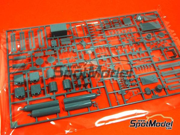 Image 4: Herramientas | Maqueta en escala1/24 fabricado por Fujimi (ref.FJ110325)