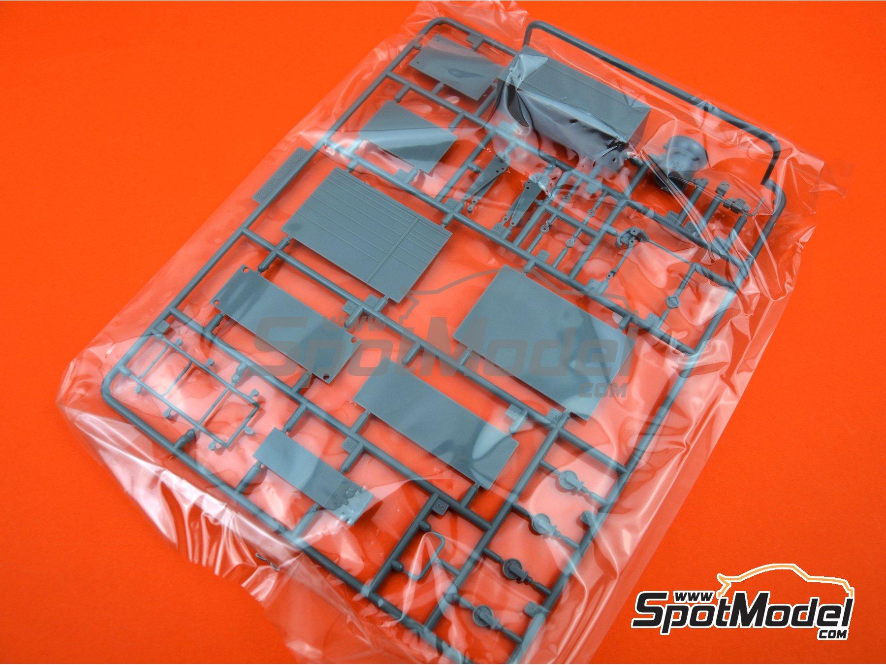 Image 4: Set de Herramientas | Maqueta en escala1/24 fabricado por Fujimi (ref.FJ114392, tambien 114392, 11439 y GT-28)