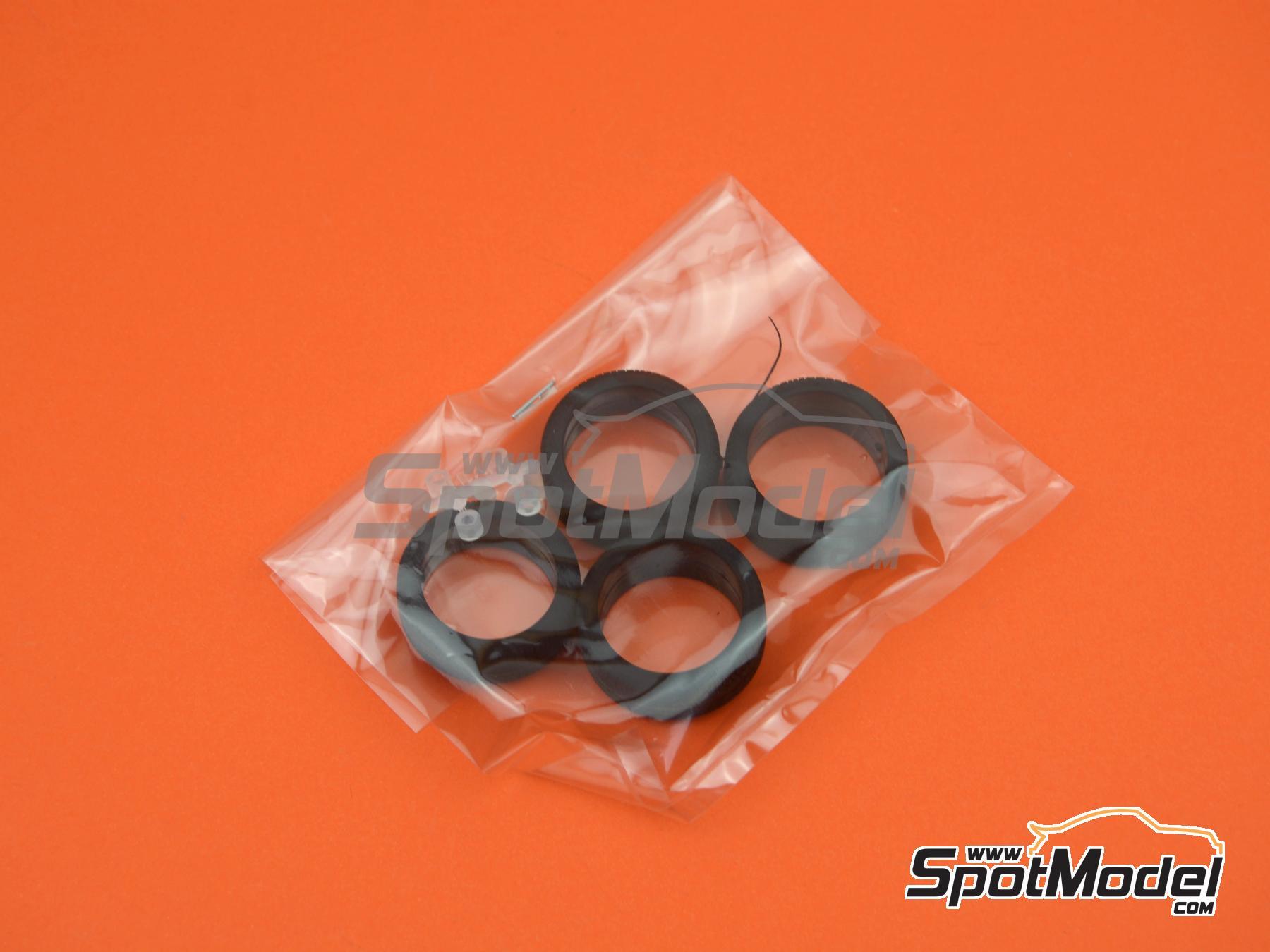Image 1: Ferrari 599 GTB Fiorano | Maqueta de coche en escala1/24 fabricado por Fujimi (ref.FJ122779, tambien 122779, 12277 y RS-50)