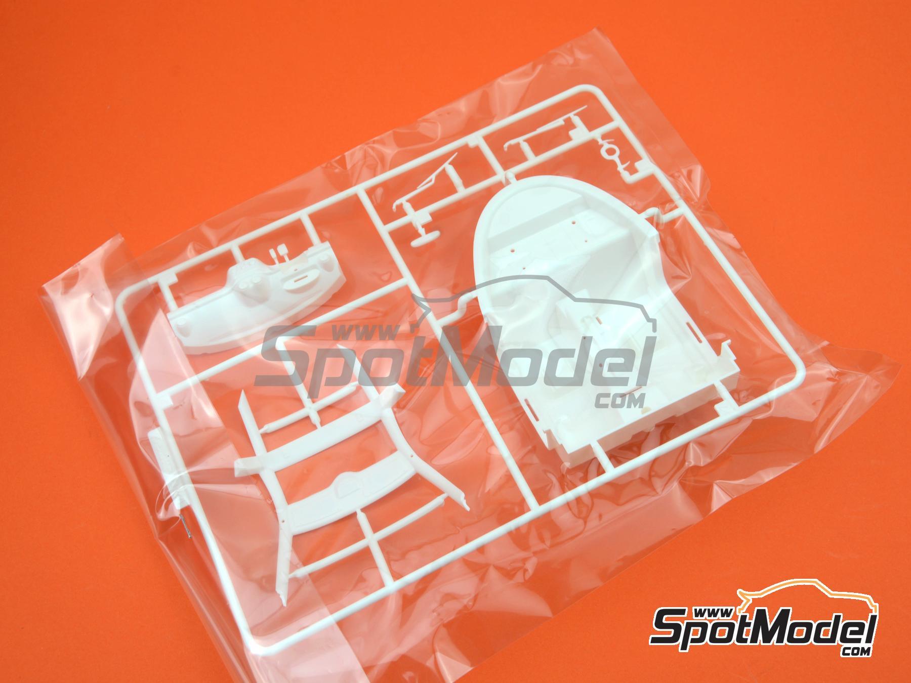 Image 3: Ferrari 599 GTB Fiorano | Maqueta de coche en escala1/24 fabricado por Fujimi (ref.FJ122779, tambien 122779, 12277 y RS-50)
