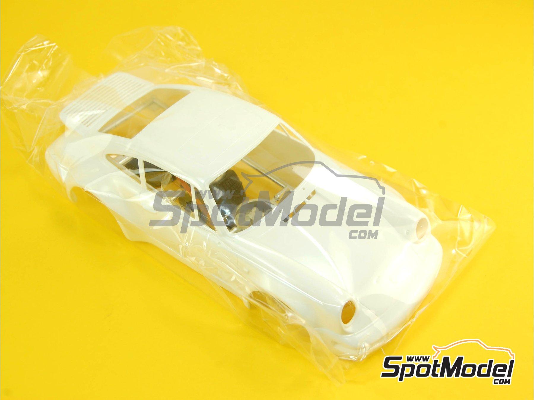 Image 6: Porsche 911 964 Carrera 3.8 RSR | Maqueta de coche en escala1/24 fabricado por Fujimi (ref.FJ123110, tambien 123110)