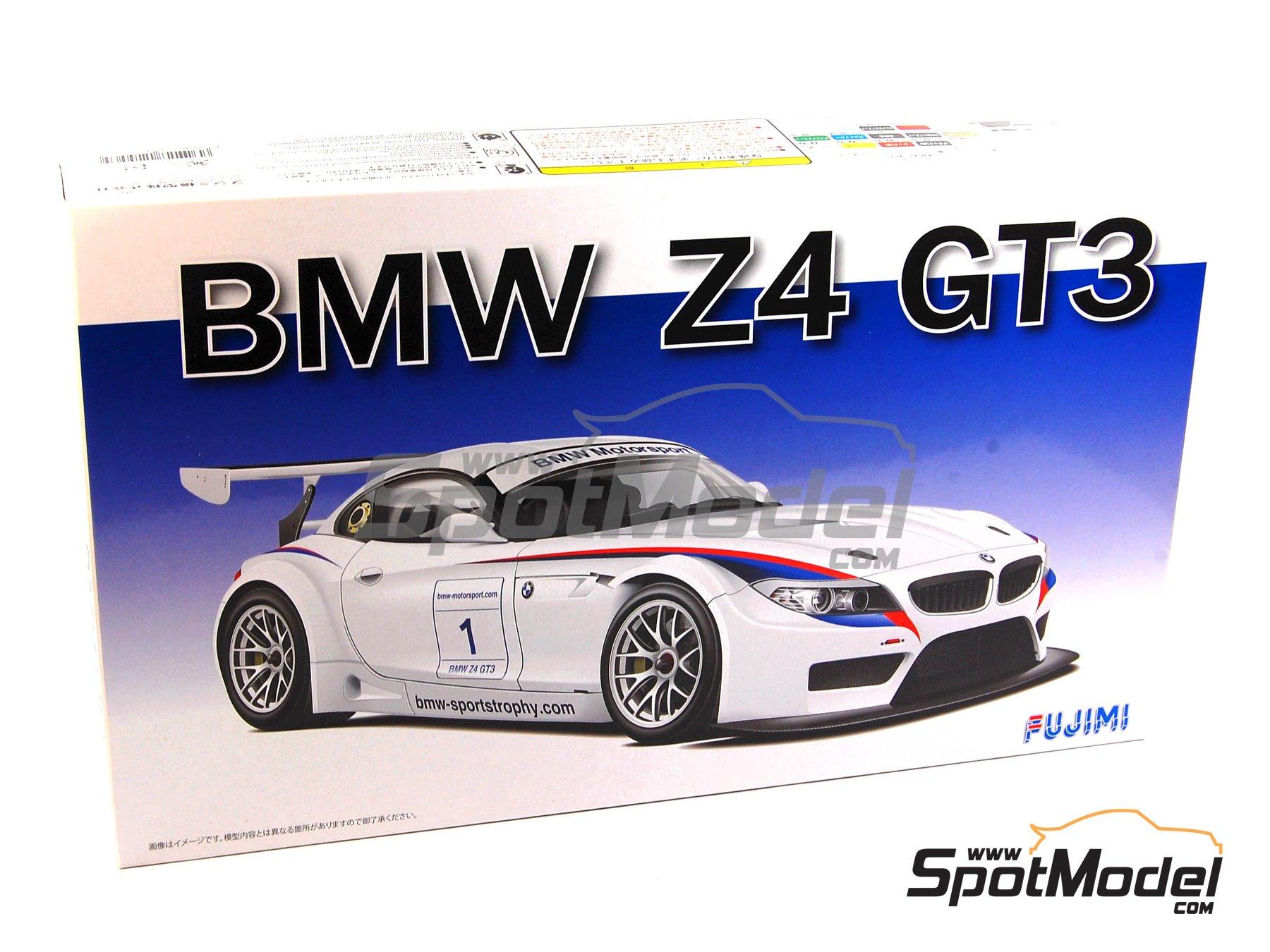 Image 1: BMW Z4 GT3 | Maqueta de coche en escala1/24 fabricado por Fujimi (ref.FJ125565, tambien 125565 y RS-31)