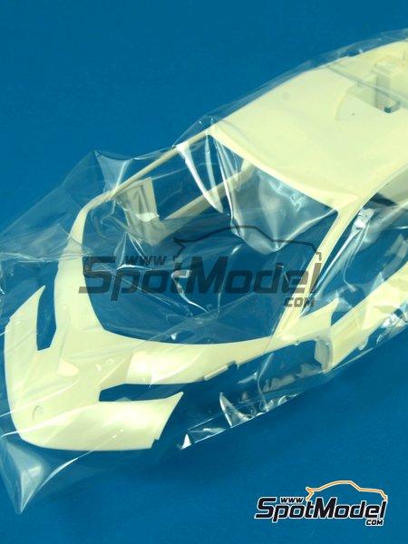 Lamborghini Veneno: Body | Spare part in 1/24 scale manufactured by Fujimi (ref.FJ12583-BODY) image