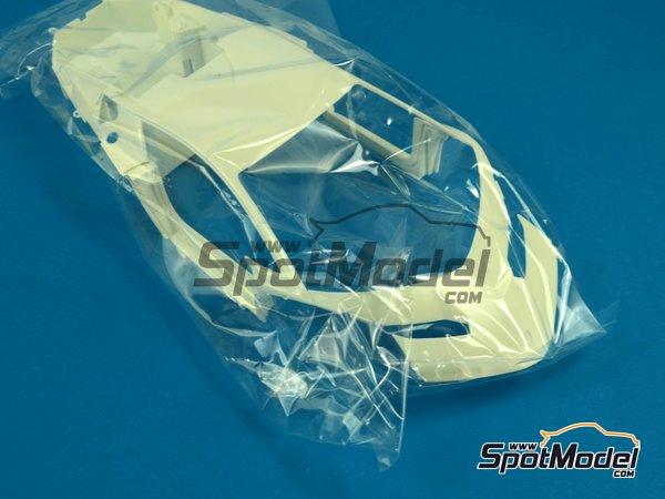 Image 3: Lamborghini Veneno: Body | Spare part in 1/24 scale manufactured by Fujimi (ref.FJ12583-BODY)