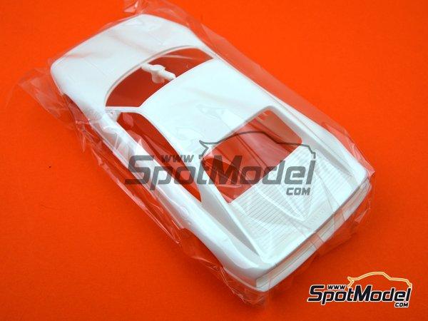Image 5: Ferrari 348GTB | Model car kit in 1/24 scale manufactured by Fujimi (ref.FJ125916, also 125916, 12591 and RS-69)
