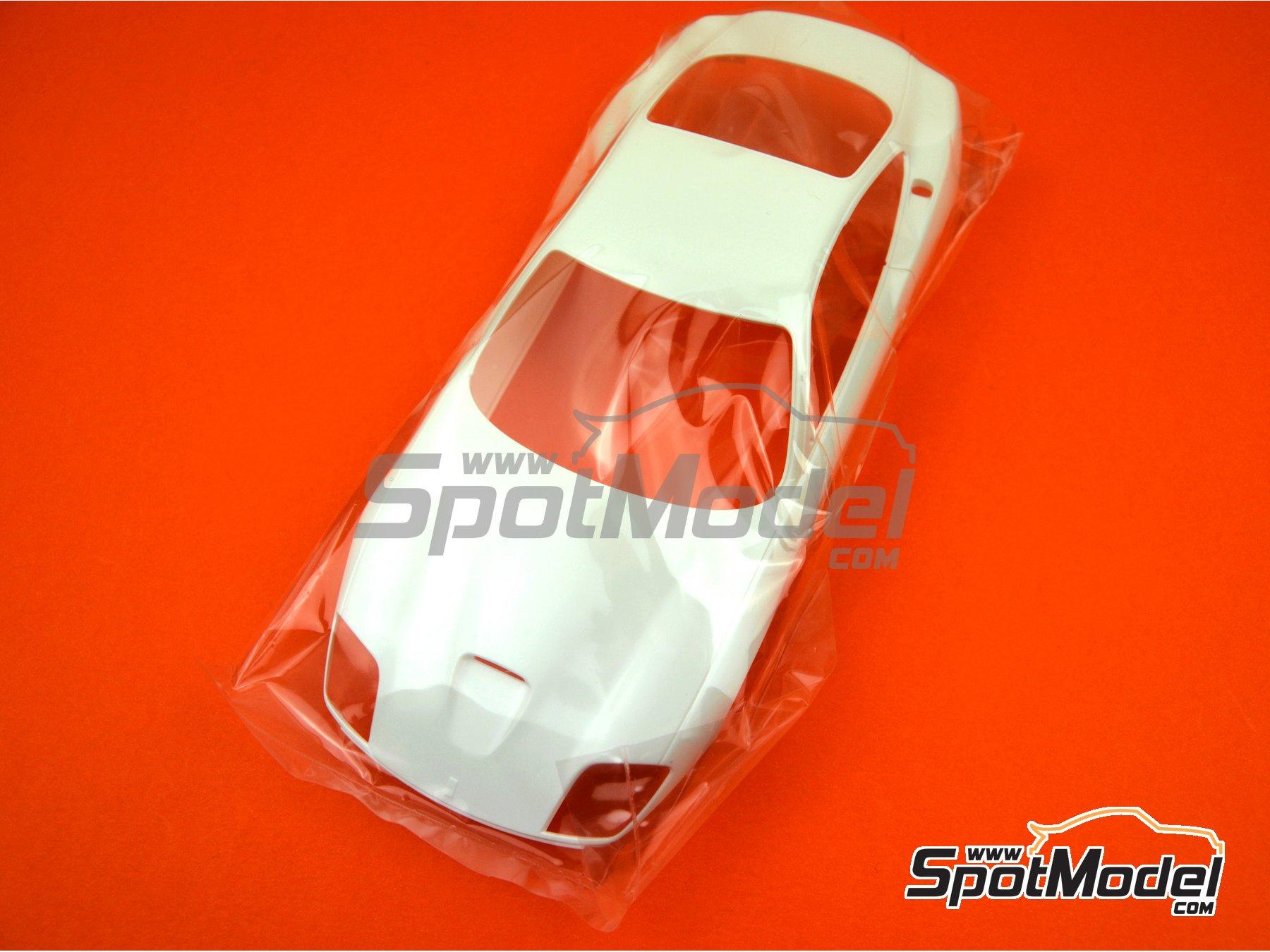 Image 7: Ferrari 575M / 550 Maranello | Maqueta de coche en escala1/24 fabricado por Fujimi (ref.FJ126531, tambien 126531 y RS-117)