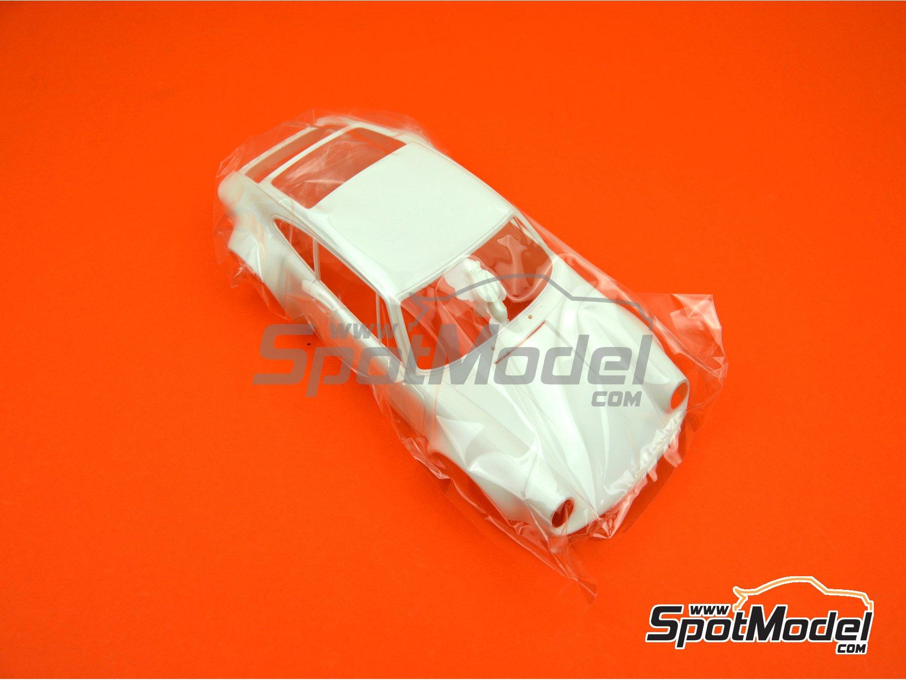 Image 6: Porsche 911 Carrera RS 3.0 -  1974 | Maqueta de coche en escala1/24 fabricado por Fujimi (ref.FJ126616, tambien 126616, RS-119 y 12661)