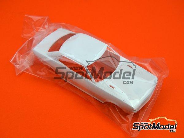 Image 5: Toyota Celica 1600GT | Maqueta de coche en escala1/24 fabricado por Hasegawa (ref.21216, tambien HC-16)