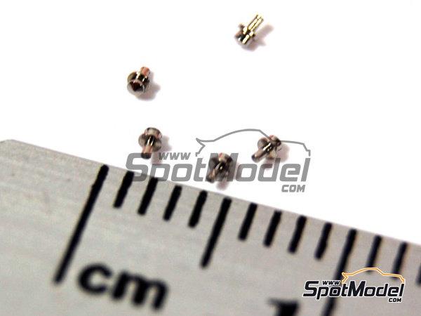 Image 4: Interruptor | Detalle en escala1/24 fabricado por Hobby Design (ref.HD07-0024)