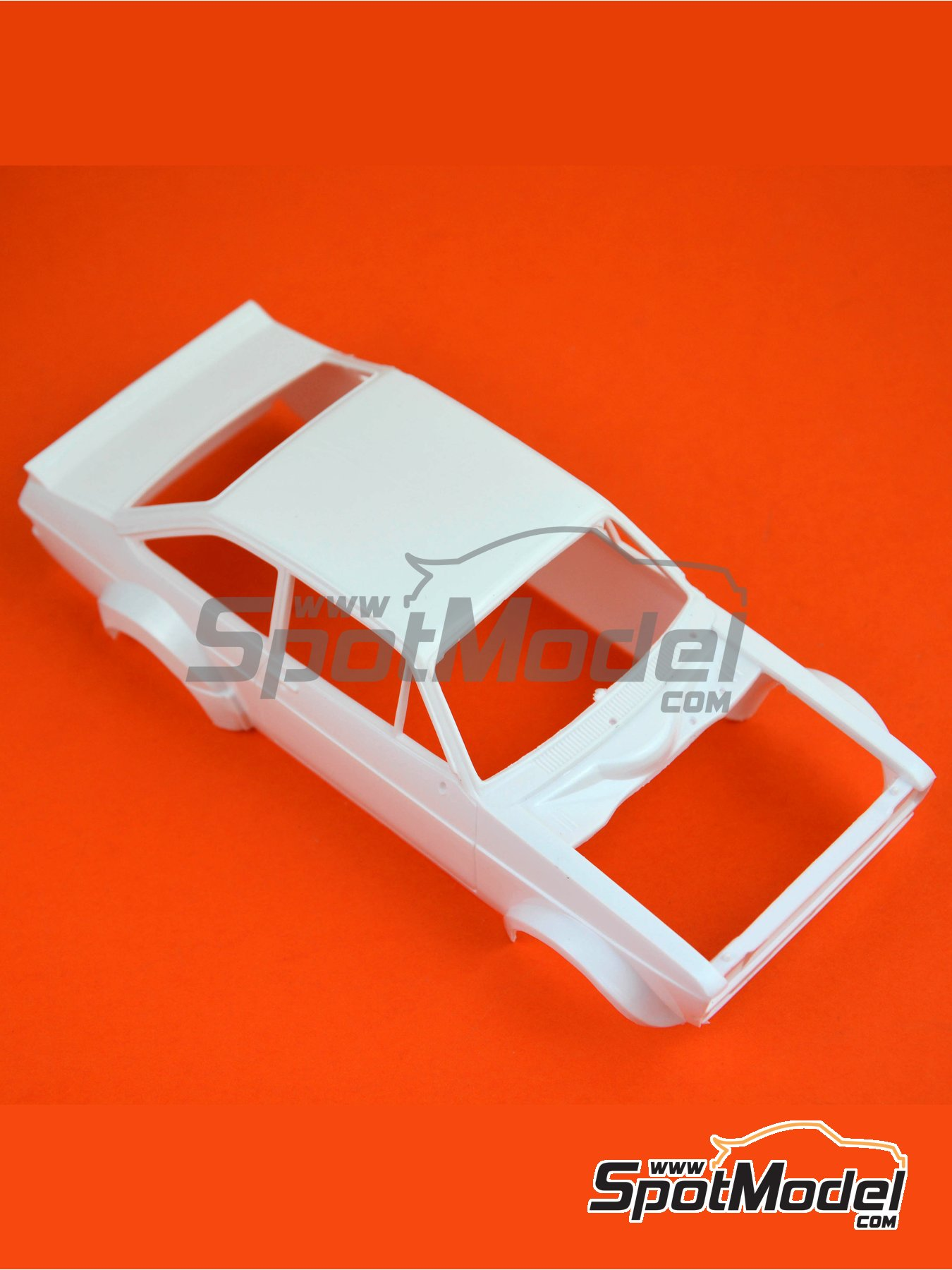 Ford Escort Mk. II RS1800: Body   Spare part in 1/24 scale manufactured by Italeri (ref.3655-BODY) image