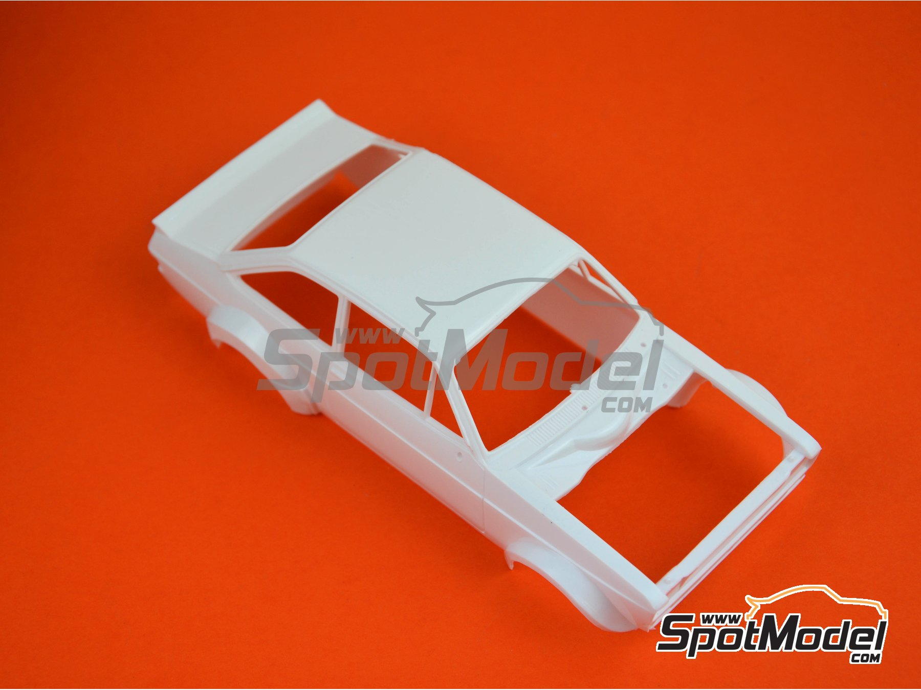 Image 3: Ford Escort Mk. II RS1800: Body | Spare part in 1/24 scale manufactured by Italeri (ref.3655-BODY)
