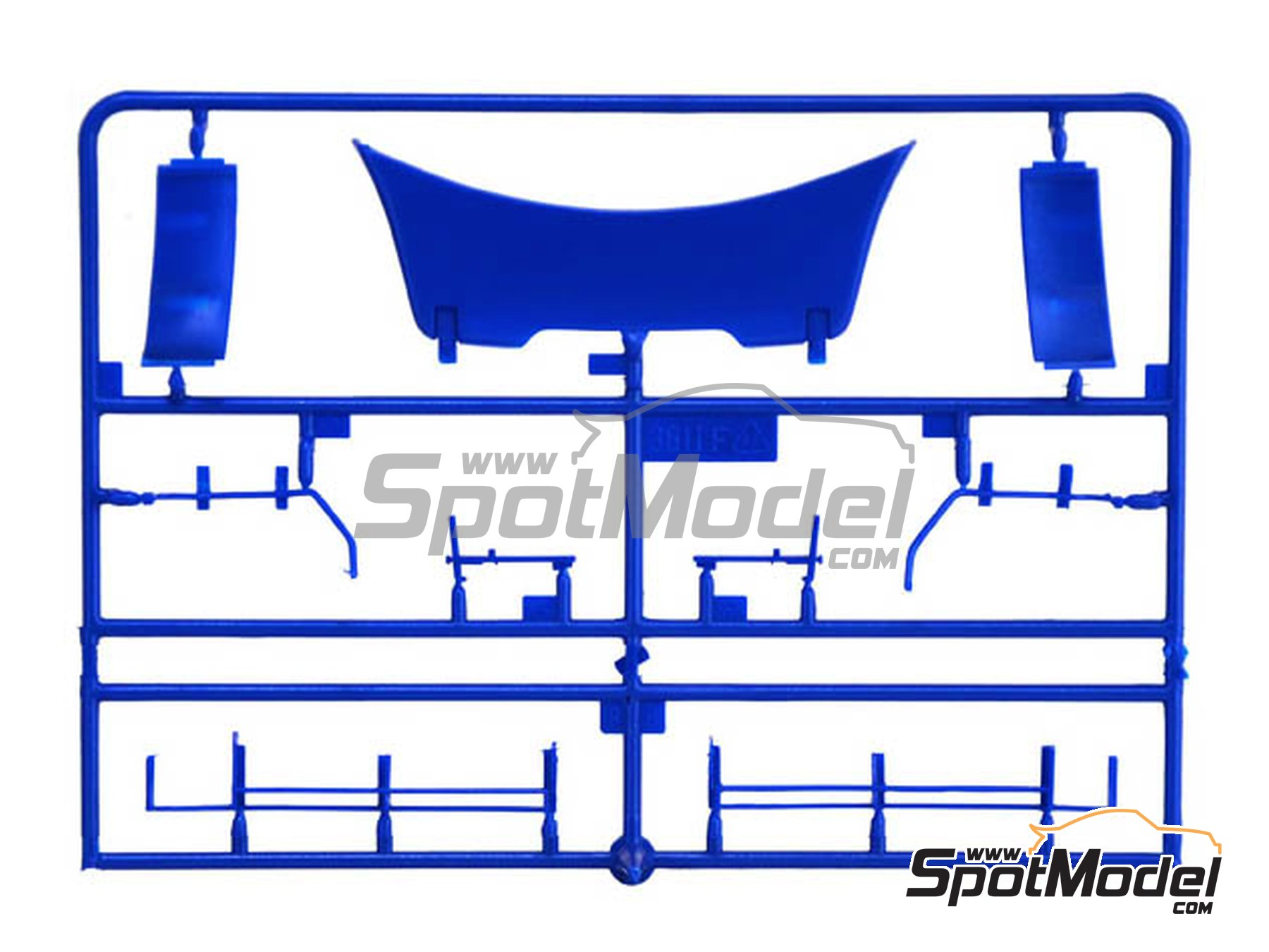 Image 6: Man TGX XXL Euro 6 | Maqueta de camión en escala1/24 fabricado por Italeri (ref.3916)