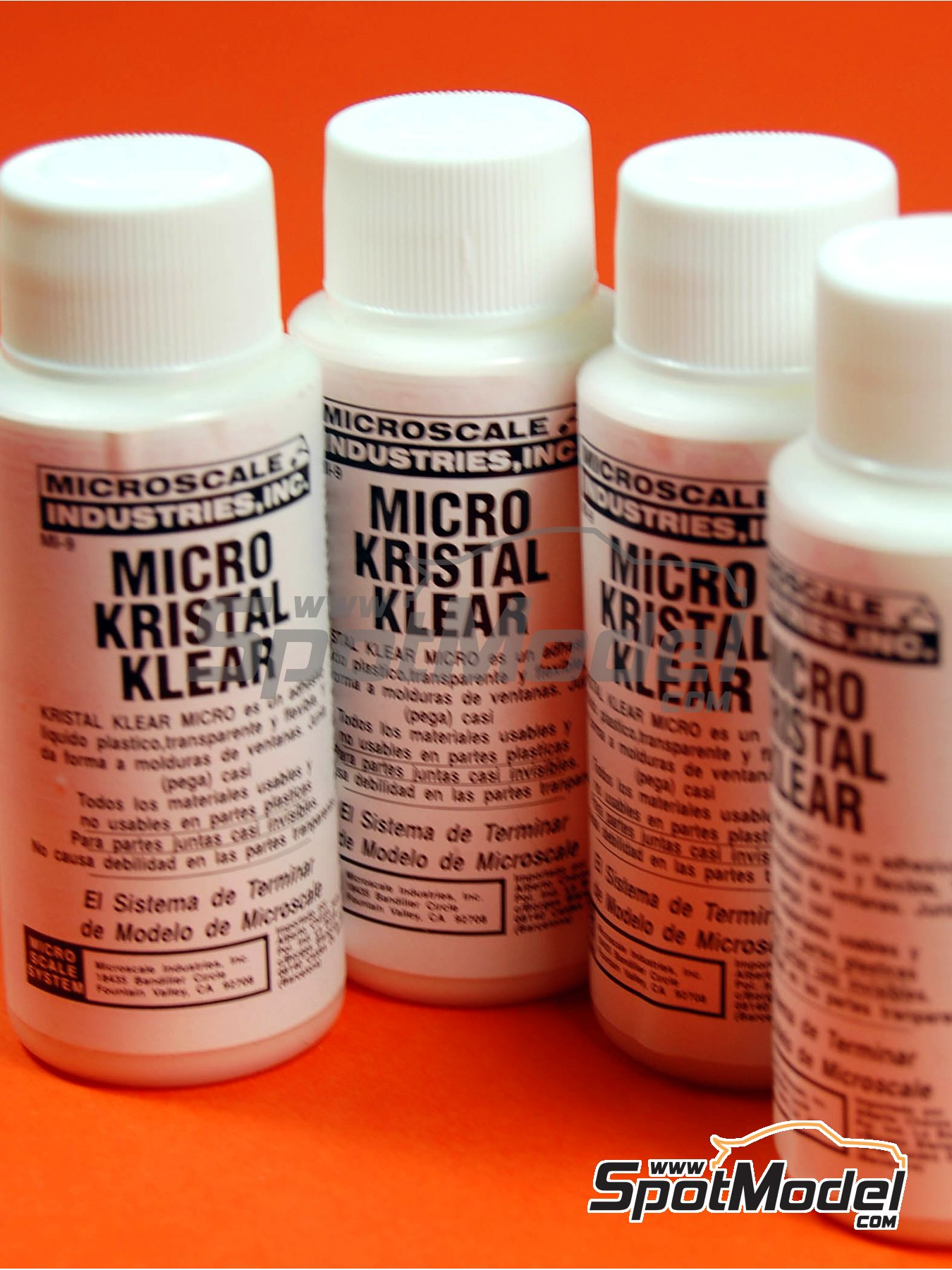 Micro Kristal Clear | Glue manufactured by Microscale (ref. MI-9) image