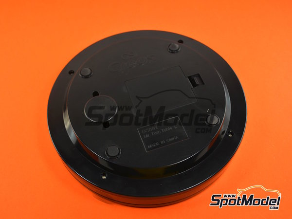 Image 5: Mr. Turntable L | Base manufactured by Mr Hobby (ref.DS001)