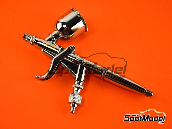 Image 2: Procon boy wa trigger type 0.3 mm | Aerografo fabricado por Mr Hobby (ref. PS-275)
