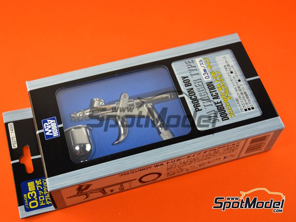 Image 3: Procon boy wa trigger type 0.3 mm | Airbrush manufactured by Mr Hobby (ref. PS-275)