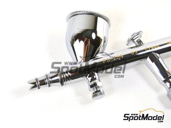 Image 7: Mr. Procon Boy Platinum 0.3 mm | Airbrush manufactured by Mr Hobby (ref. PS-289)