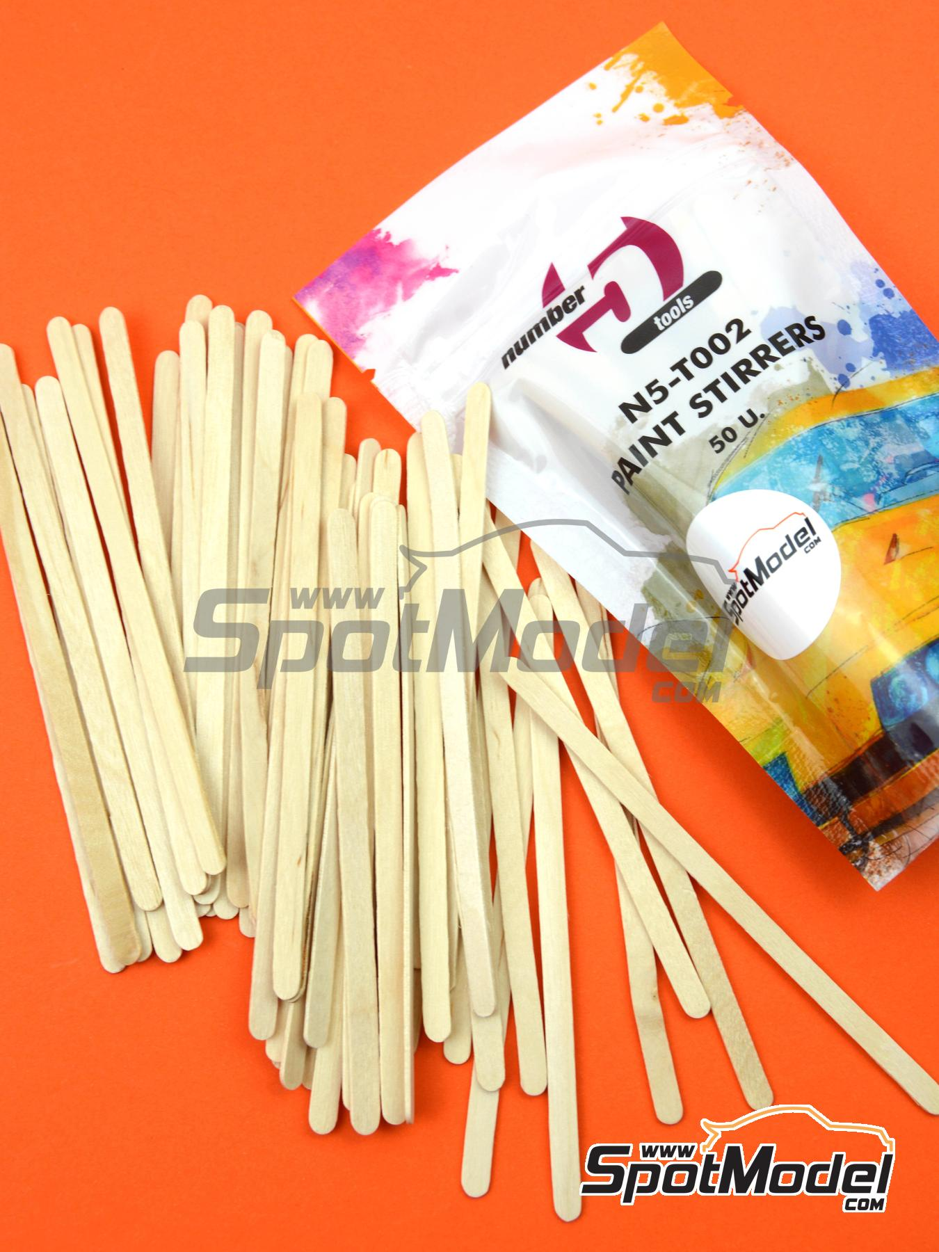 Paint stirrers | Tools manufactured by Number Five (ref.N5-T002) image