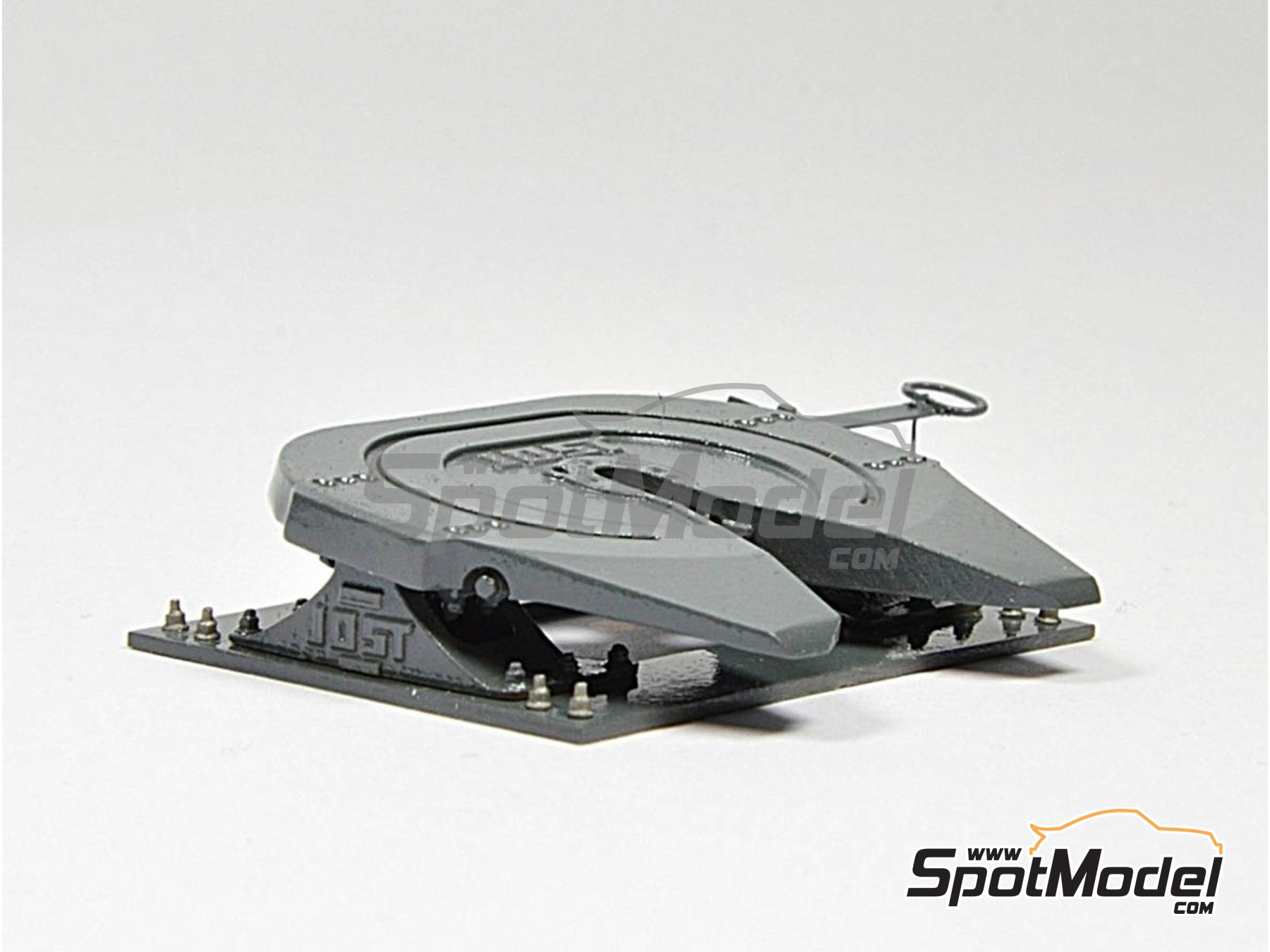 Image 4: Jost JSK 37 | Detail up set in 1/24 scale manufactured by P and B Models (ref. PBM006)
