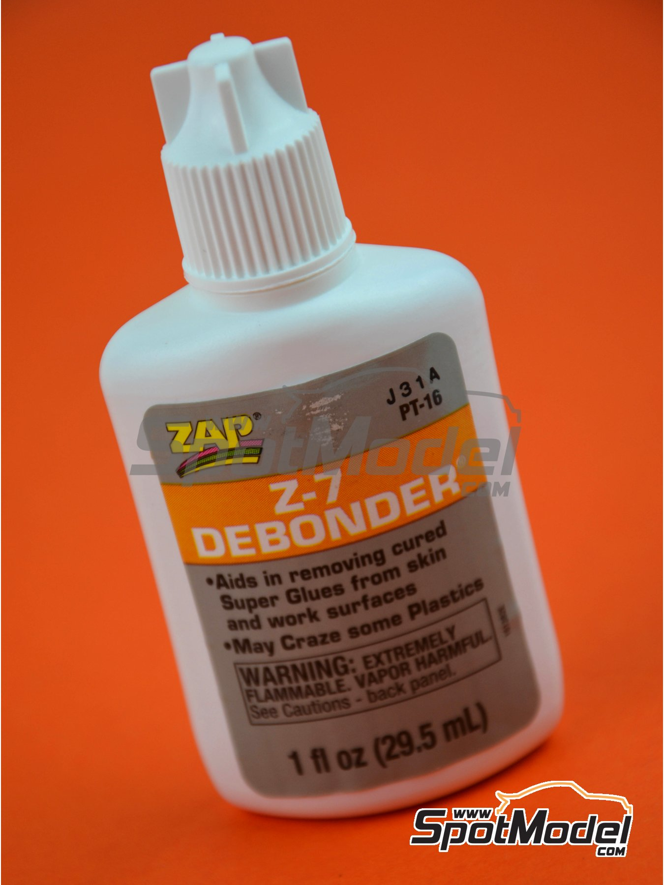 Z-7 Debonder | Glue manufactured by Pacer (ref. PT16) image
