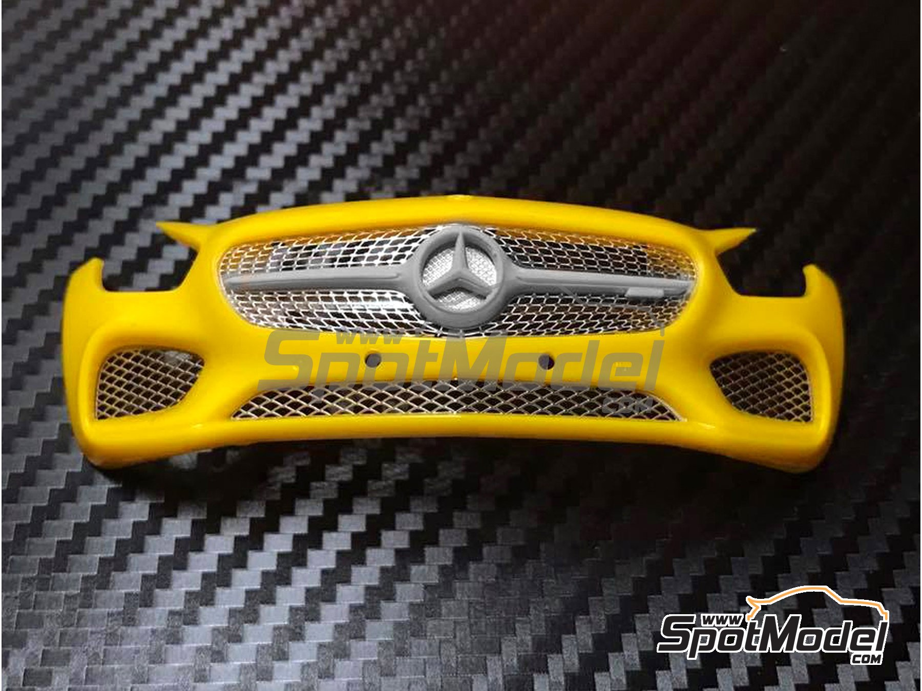 Image 1: Mercedes Benz AMG GT | Detail up set in 1/24 scale manufactured by Plamoz (ref. PL-E24004)