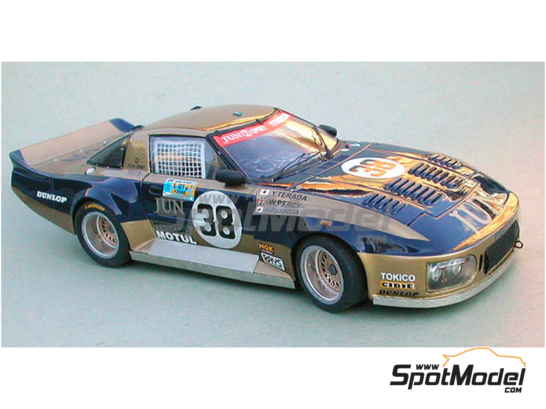 Image 1: Mazda RX7 JUN   24 Hours Le Mans 1981 | Model Car Kit ...