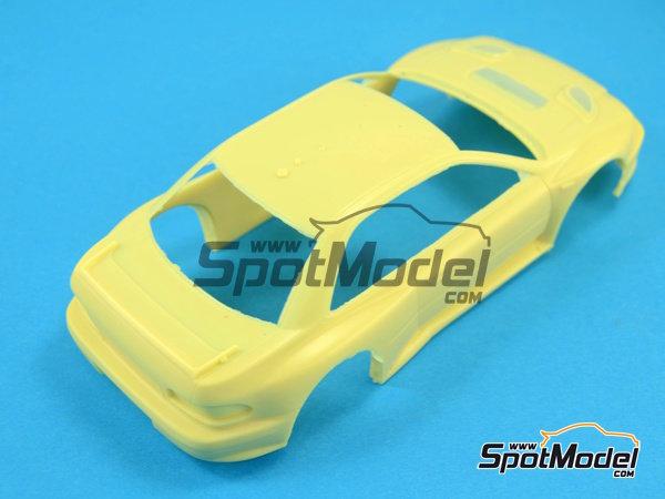 Image 4: Subaru Impreza WRC Activa - Rally Sezoens Belgica 2003 | Decoración en escala1/24 fabricado por Reji Model (ref.REJI-099)