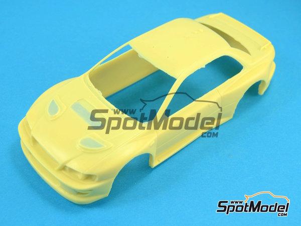 Image 5: Subaru Impreza WRC Activa - Rally Sezoens Belgica 2003 | Decoración en escala1/24 fabricado por Reji Model (ref.REJI-099)