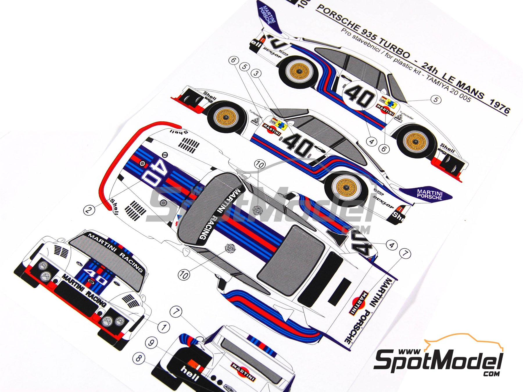 tamiya mark fit instructions