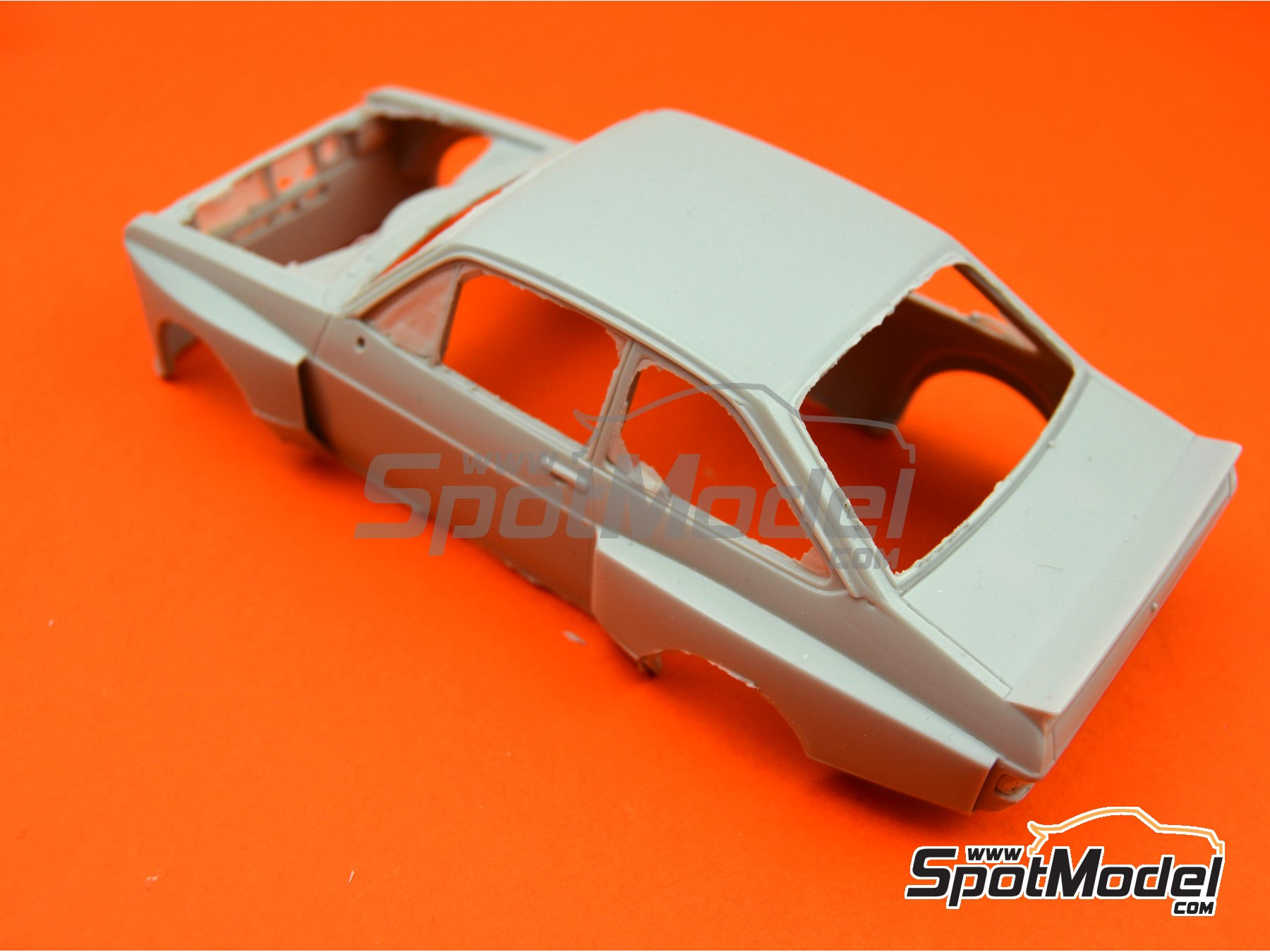 Image 11: Ford Escort Mk. II RS1800 Shell - Montecarlo Rally 1976 | Marking / livery in 1/24 scale manufactured by Reji Model (ref.REJI-103)